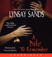 A Bite to Remember - Lynsay Sands