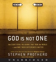 God Is Not One - Stephen Prothero