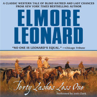 Forty Lashes Less One - Elmore Leonard