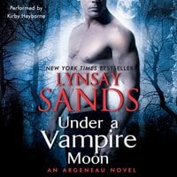 Under a Vampire Moon - Lynsay Sands