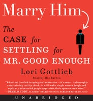 Marry Him - Lori Gottlieb