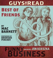 Guys Read: Best of Friends - Mac Barnett