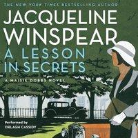 A Lesson in Secrets - Jacqueline Winspear