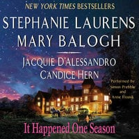 It Happened One Season - Stephanie Laurens,Candice Hern,Mary Balogh,Jacquie D'Alessandro