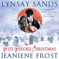 The Bite Before Christmas - Jeaniene Frost, Lynsay Sands