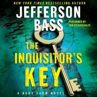 The Inquisitor's Key - Jefferson Bass