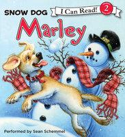 Marley: Snow Dog Marley - John Grogan