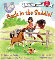 Pony Scouts: Back in the Saddle - Catherine Hapka