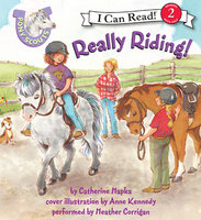 Pony Scouts: Really Riding! - Catherine Hapka