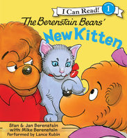 The Berenstain Bears' New Kitten - Jan Berenstain, Mike Berenstain