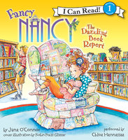 Fancy Nancy: The Dazzling Book Report - Jane O'Connor