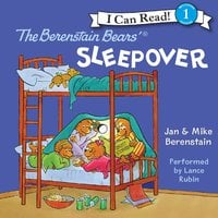 The Berenstain Bears' Sleepover - Jan Berenstain, Mike Berenstain