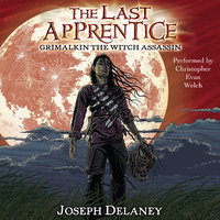 Grimalkin the Witch Assassin - Joseph Delaney
