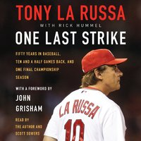 One Last Strike - Tony La Russa