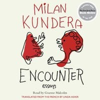 Encounter - Milan Kundera