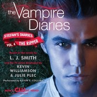 The Vampire Diaries: Stefan's Diaries #4: The Ripper - L.J. Smith, Kevin Williamson & Julie Plec