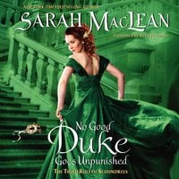 No Good Duke Goes Unpunished - Sarah MacLean