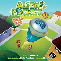 Alien in My Pocket: Blast Off! - Nate Ball