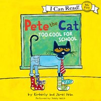 Pete the Cat: Too Cool for School - James Dean
