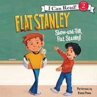 Flat Stanley: Show-and-Tell, Flat Stanley! - Jeff Brown