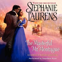 The Masterful Mr. Montague - Stephanie Laurens