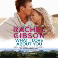 What I Love About You - Rachel Gibson