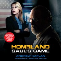 Homeland: Saul's Game - Andrew Kaplan