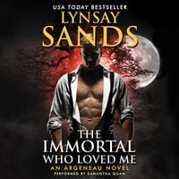 The Immortal Who Loved Me - Lynsay Sands