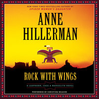 Rock with Wings - Anne Hillerman