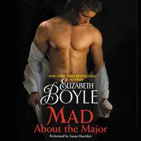 Mad About the Major - Elizabeth Boyle