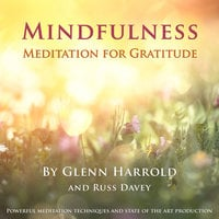 Mindfulness Meditation for Gratitude - Glenn Harrold,Russ Davey