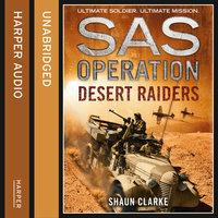 Desert Raiders - Shaun Clarke