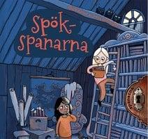 Spanarna 1: Spökspanarna - Annika Widholm
