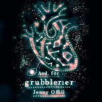 Avd. för grubblerier - Jenny Offill