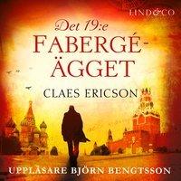 Det 19:e Fabergéägget - Claes Ericson