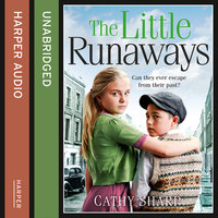 The Little Runaways - Cathy Sharp