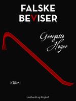 Falske beviser - Georgette Heyer