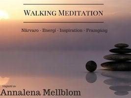 Walking Meditation - Närvaro - energi - inspiration - framgång - Annalena Mellblom