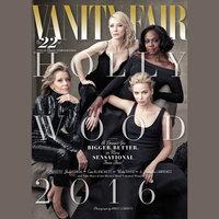 Vanity Fair: 2016 Hollywood Issue - Vanity Fair