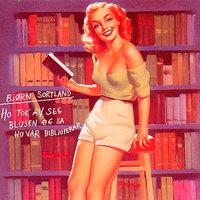 Ho tok av seg blusen og sa ho var bibliotekar - Bjørn Sortland