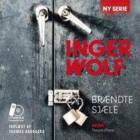 Brændte sjæle - Inger Wolf