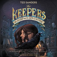 The Keepers #2: The Harp and the Ravenvine - Ted Sanders