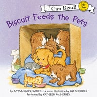 Biscuit Feeds the Pets - Alyssa Satin Capucilli