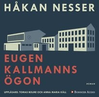 Eugen Kallmanns ögon - Håkan Nesser