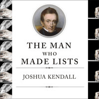 "The Man Who Made Lists: Love, Death, Madness, and the Creation of ""Roget's Thesaurus"" - Joshua Kendall"