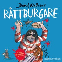 Råttburgare - David Walliams