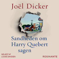 Sandheden om Harry Quebert-sagen - Joël Dicker