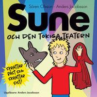 Sune och den tokiga teatern - Anders Jacobsson,Sören Olsson