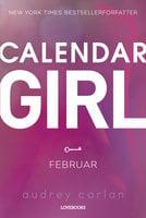 Calendar Girl: Februar - Audrey Carlan