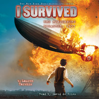 I Survived the Hindenburg Disaster, 1937 - Lauren Tarshis